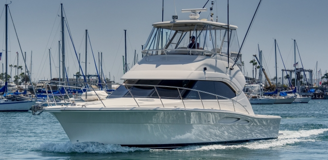 40' Riviera Yachts Flybridge Boats For Sale