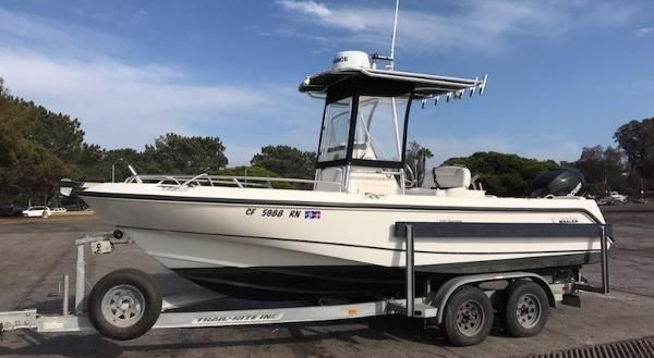 Used Boston Whaler Boats For Sale in San Diego | Ballast