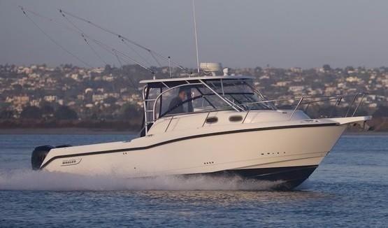 30' Boston Whaler 305 Conquest 2009