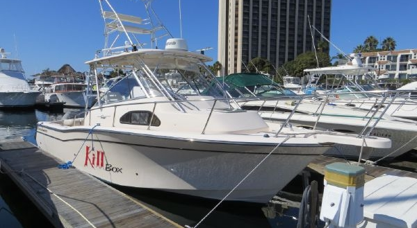30' Grady-White Marlin 300 For Sale