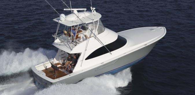48 Viking Yachts Convertible Sportfishing Boats For Sale
