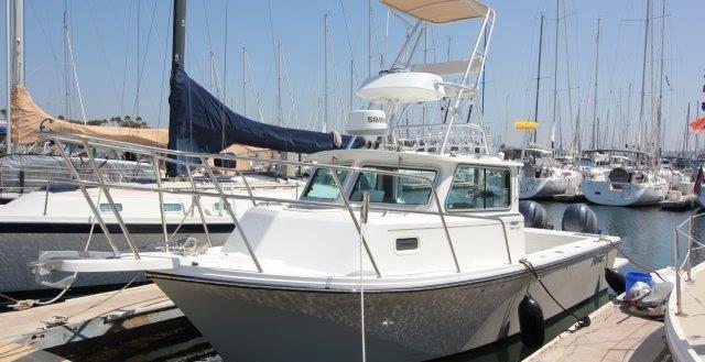 25′ Parker 2520 XLD for sale