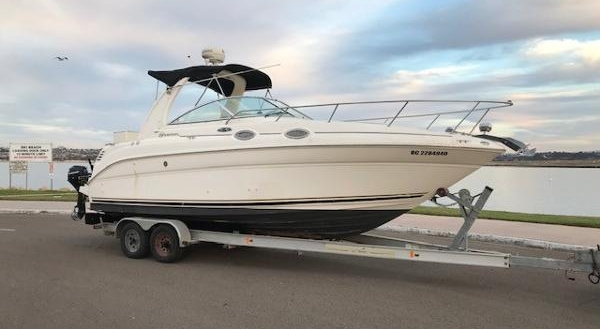 26' Sea Ray 260 Sundancer 2003