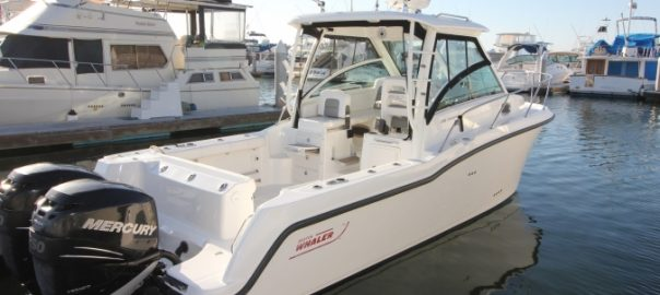 28' Boston Whaler 285 Conquest for sale