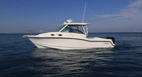 Boston Whaler 315 Conquest For Sale