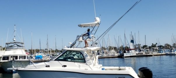 34 Boston Whaler 345 Conquest for sale