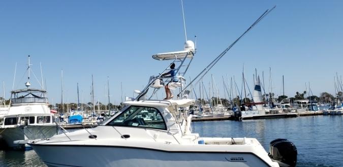 34 Boston Whaler 345 Conquest 2008