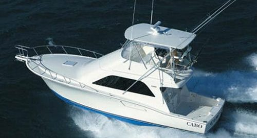 40' Cabo Flybridge For Sale