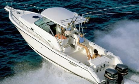 30' Pursuit 3070 Offshore Boats For Sale