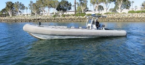 33' Nautica RIB Inflatable for sale