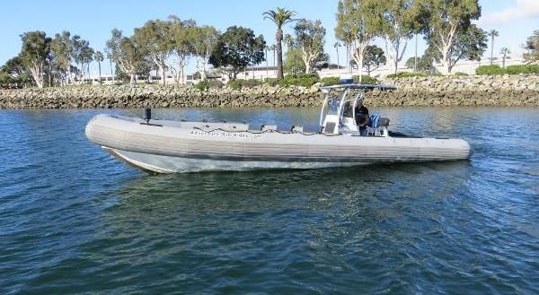 33′ Nautica RIB Inflatable for sale