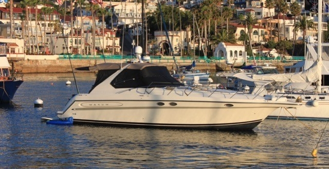 39′ Maxum SCR 3900 for sale