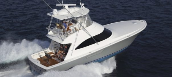 48' Viking Yachts Convertible Boats For Sale