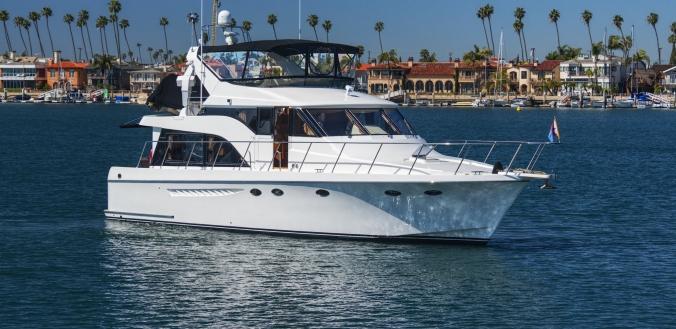 50′ Ocean Alexander Pilothouse fpr sale