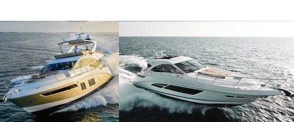 Sea Ray 510 Fly & Sundancer Boats For Sale
