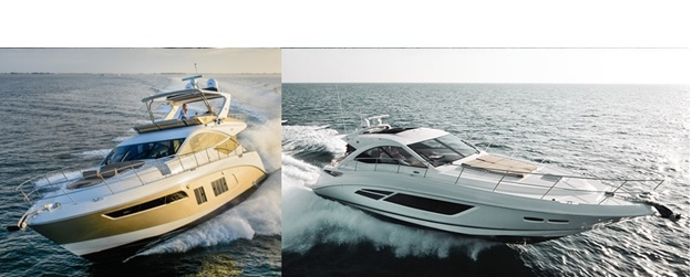 Sea Ray 510 Fly & Sundancer Boats For Sale