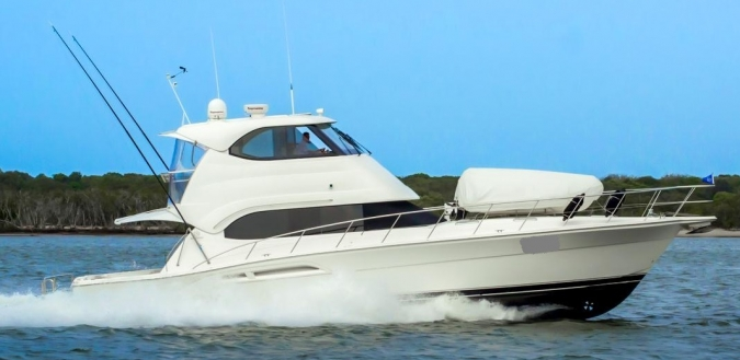 51' Riviera Yachts Flybridge Boats For Sale