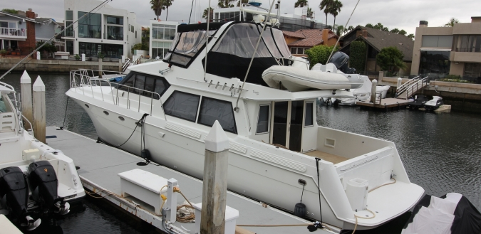 53′ Navigator Classic 5300 Pilothouse For Sale