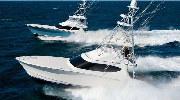 54′ Hatteras Gt Sportfishers Boats For Sale
