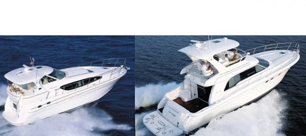 Sea Ray 480 Motoryacht and Sedan Bridge Boats For Sale
