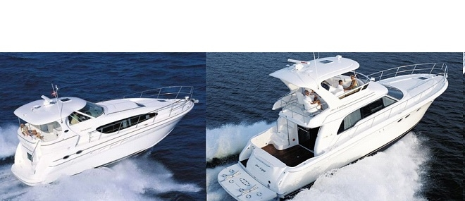 Sea Ray 480 Motoryacht & Sedan Boats For Sale