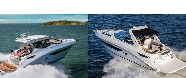 Sea Ray Yachts 350 Sundancer and Coupe Boats For Sale