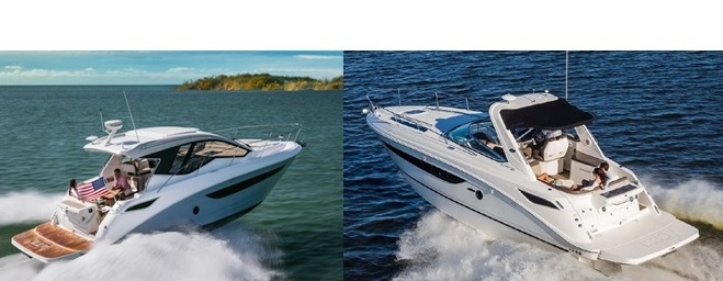 Sea Ray 350 Sundancer & Coupe Boats For Sale