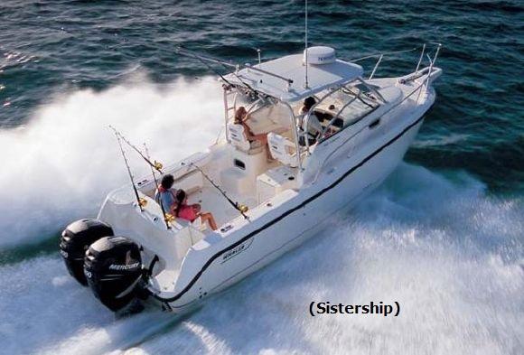 28' Boston Whaler 285 Conquest 2008