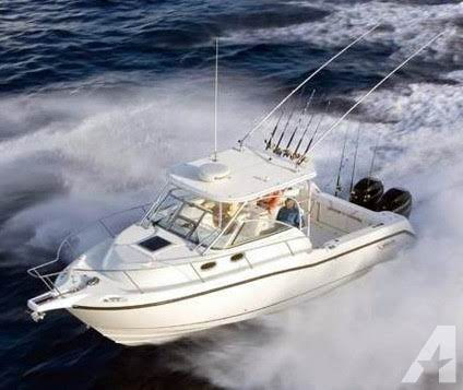 30' Boston Whaler 305 Conquest 2005