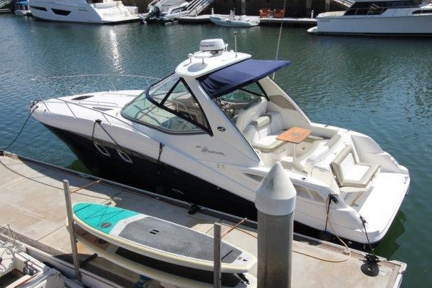 31′ Sea Ray 310 Sundancer 2007