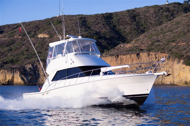 39′ Riviera Flybridge Sportfisher 1999
