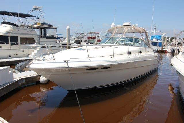 34′ Sea Ray 340 Sundancer 1999