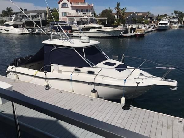 30 Boston Whaler 305 Conquest 2005