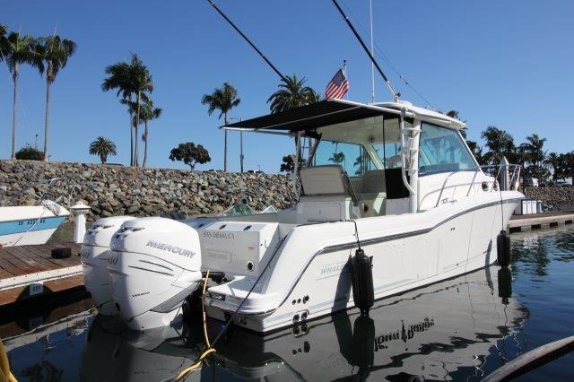 31′ Boston Whaler 315 Conquest 2019