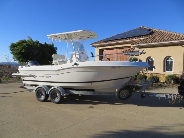 Striper 200 Center Console boat for sale